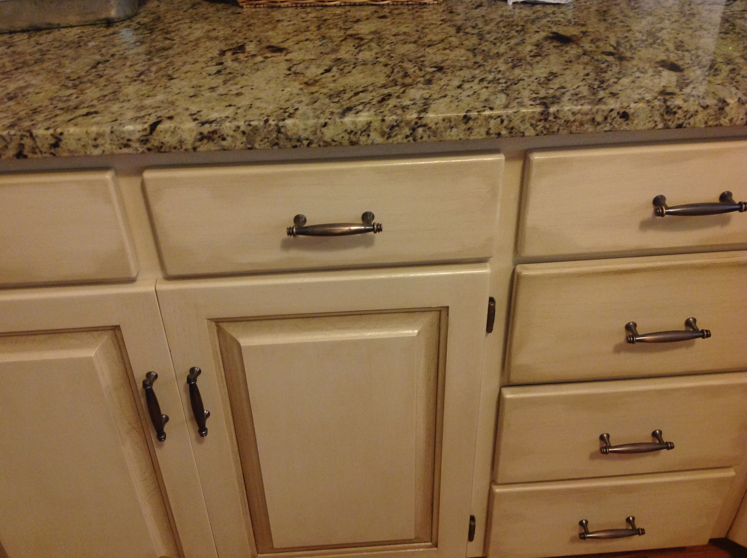 kitchen cabinets - Faux Kitchen Cabinets