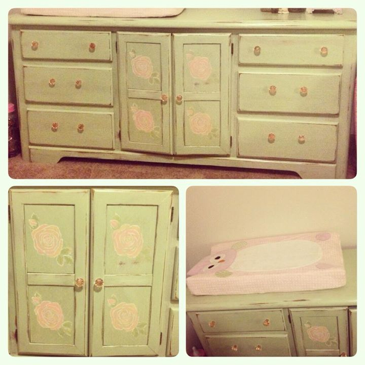 furniture faux painting photos