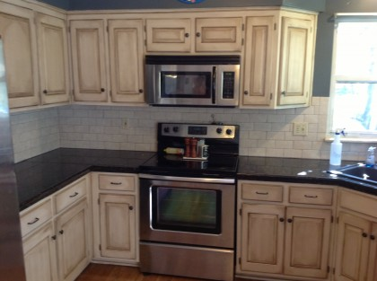 faux painting kitchen cabinets you don t to live with the shame 15301
